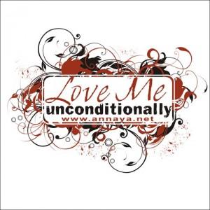Love me Unconditionally Tshirt