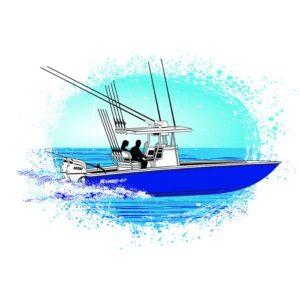 Boat - Printing logos
