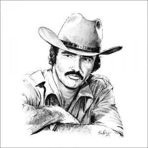 Burt shirt