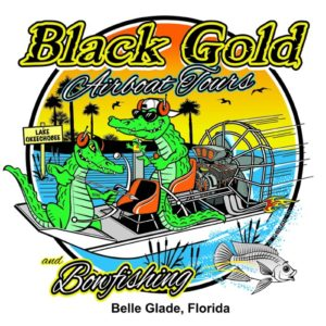 Black Gold Airboat Tours and Bowfishing