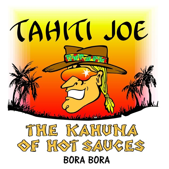 Tahiti Joe - The Kahuna of Hot Sauces