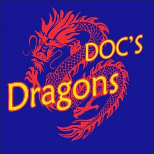 Doc's Dragon Tshirt
