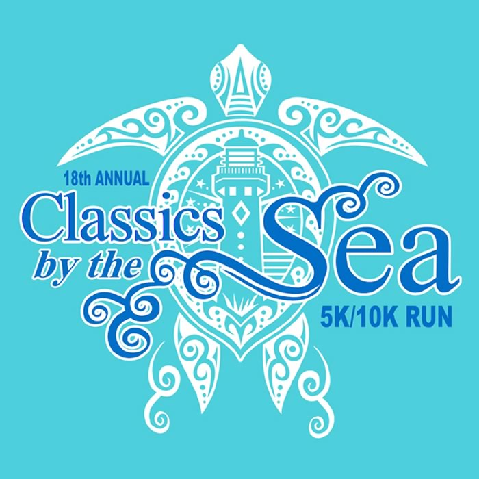 18th Annual Classics by the Sea 5k/10k run