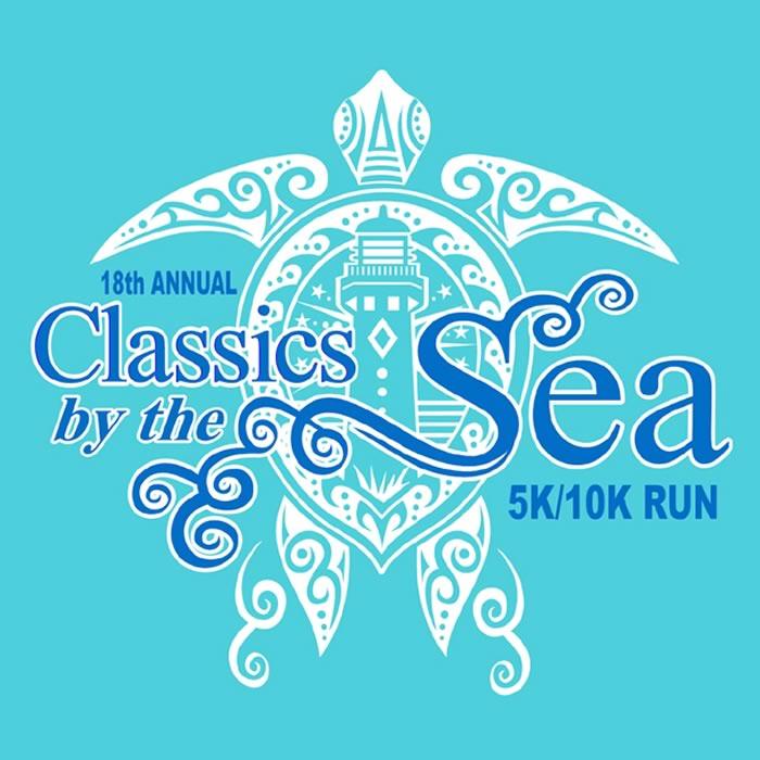 18th Annual Classics by the Sea 5k/10k run