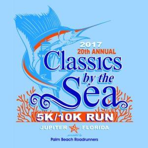 20th Annual Classics by the Sea 5k/10k run