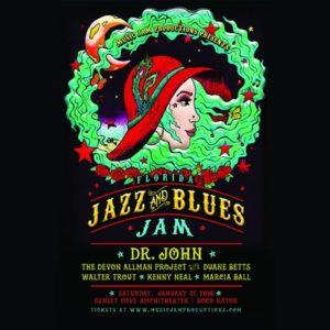 Jazz and Blues Jam