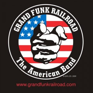 Grand Funk RailRoad Shirt Design