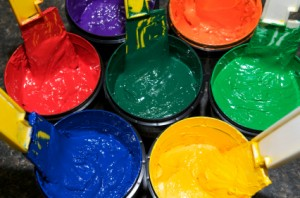 Silkscreen Paints