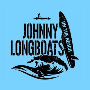 Johnny Longboats on the Beach