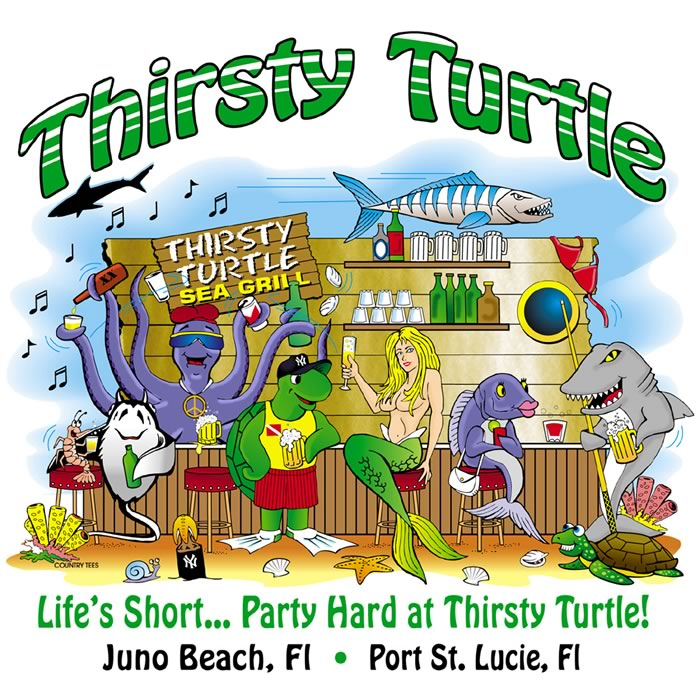 Thirsty Turtle - Sea Grill