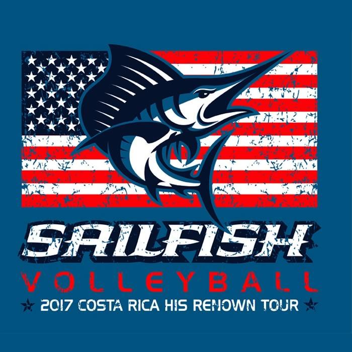 Sailfish Volleyball Costa Rica