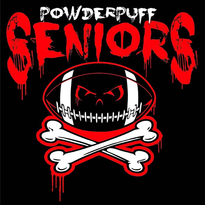 Football - Powderpuff Seniors