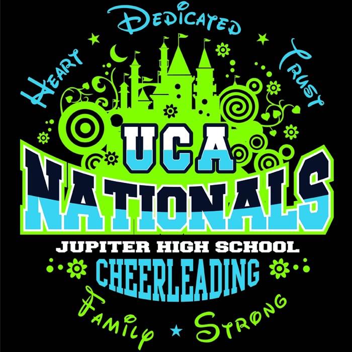 Cheerleading - UCA Nationals