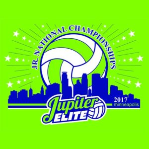 Volleyball Jr. National Championships